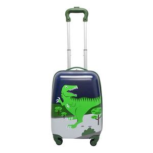 X021 wheel carry on luggage travelling bags luggage trolley kids travel luggage toy suitcase