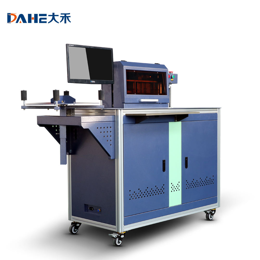 China small cnc acrylic channel letter bender / aluminum letter bending machine