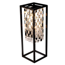 Chinese wholesale modern indoor lighting crystal table lamp for bedroom