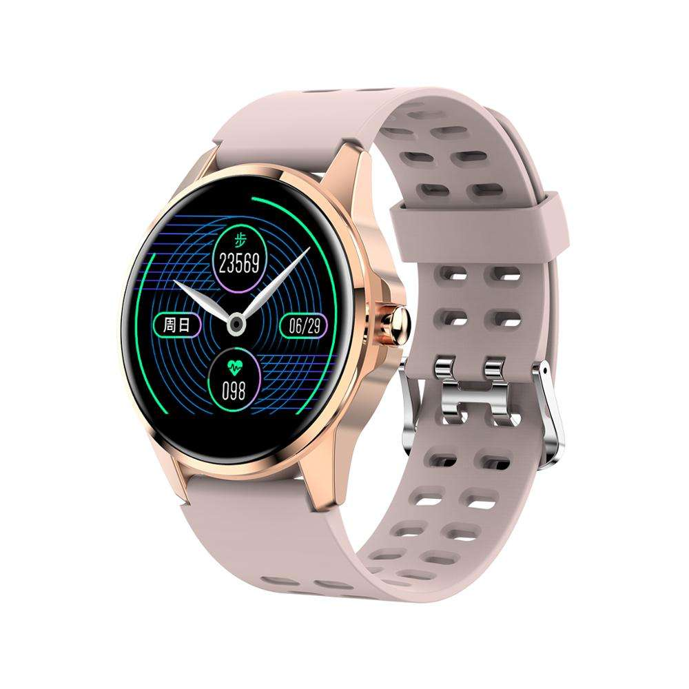 Updated 2019 Version Smart Watch for Android iOS Phone, r23 Activity Fitness Tracker Watches Health Exercise Smartwatch