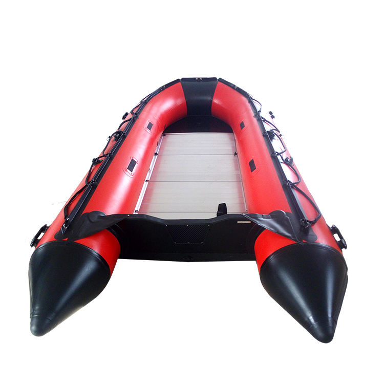 360cm New Product Aluminum Inflatable Boat Large Inflatable Boat Rigid Inflatable Boat For Sale