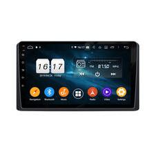 Klyde KD-1982 new android 9.0 double din car audio system with gps dvd player for Carnival  2019-2020