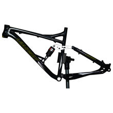 Hot Sale Suspension Bicycle Frame Aluminium Full Suspension