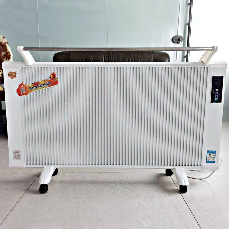 Envi High Efficiency Whole Room 120V Plug-ElectricでWall Heater