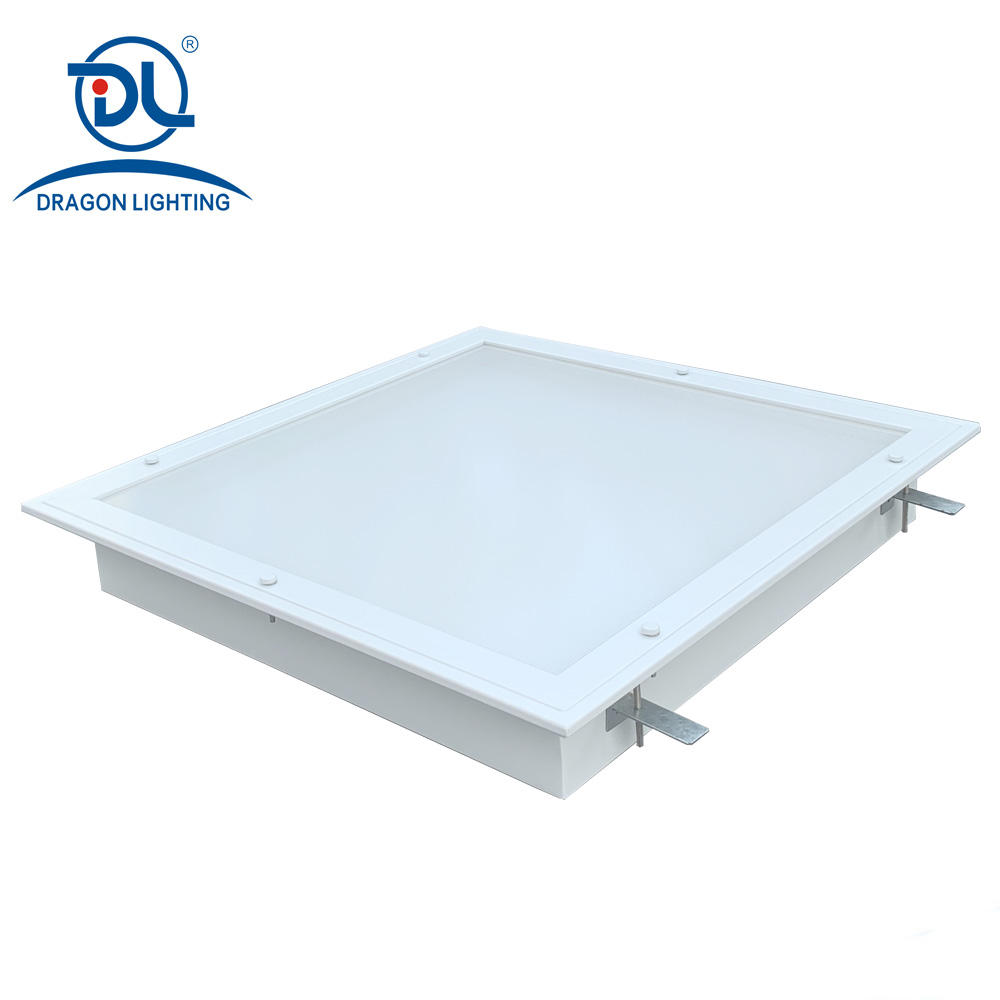 40W Clean Room Recess Lights 60X60 IP65 Panel LED