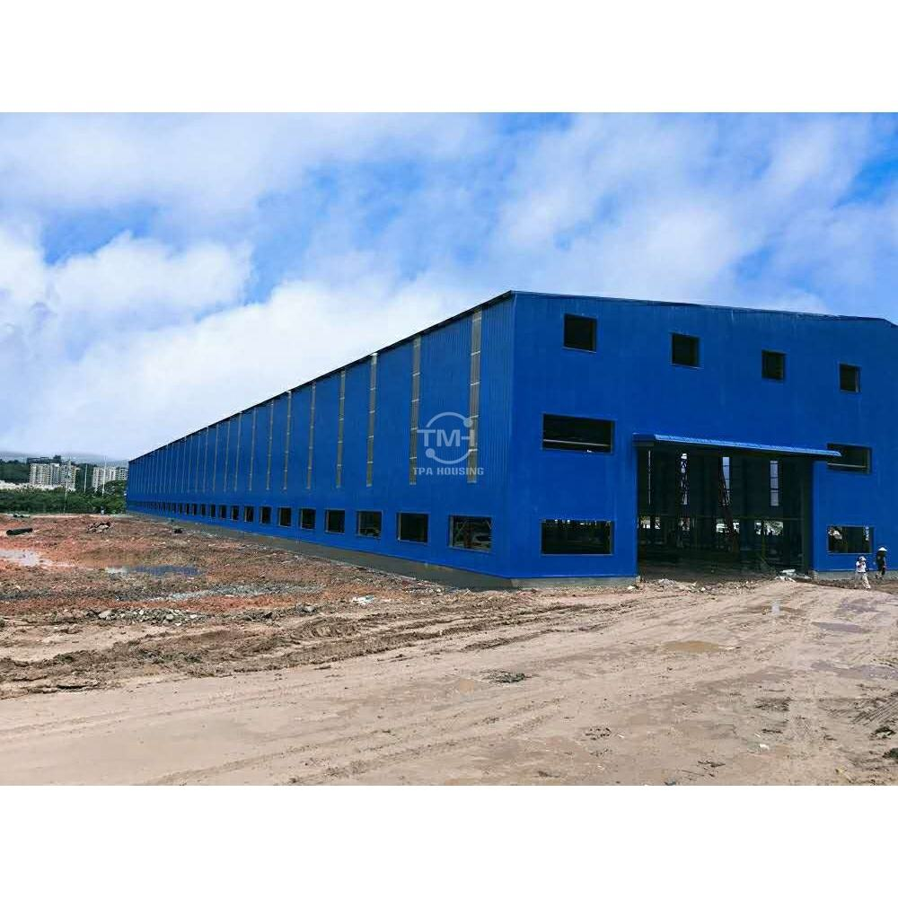 Warehouse Building Materials, Multi-Story Steel Structure Warehouse, Welded Steel Structure Warehouse