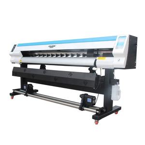 s2000 3.2m eco-solvent printer with 2440dpi,60 squre/h from audely china