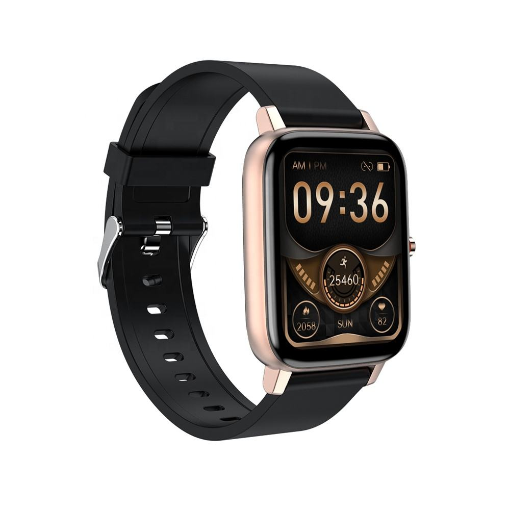 2021 H80 SmartWatch Touch Screen Smart Bracelet with Remote Camera Custom Wallpaper Smart Watch For Android iOS Phone