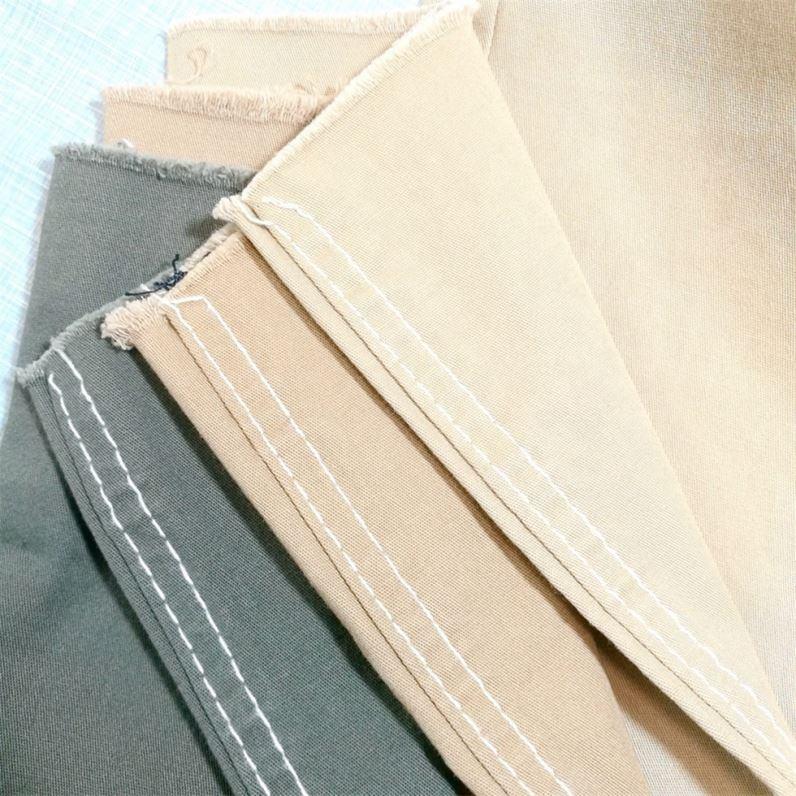 Высокое количество товара на складе; Мужчинам хлопкового материала на основе спандекса, выполнено в цветовой гамме трикотажная ткань