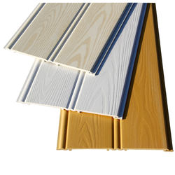 Composite Wall Cladding / Interior Wpc Wall Panel / Decorative Wall Siding