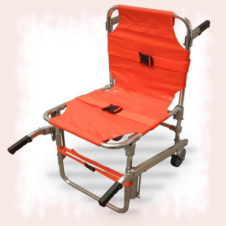M-EC03 Foldable Chair stair climber for wheelchair emergency stretcher
