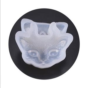 Promotional Various Durable Using Face Resin Cat Mold Silicone