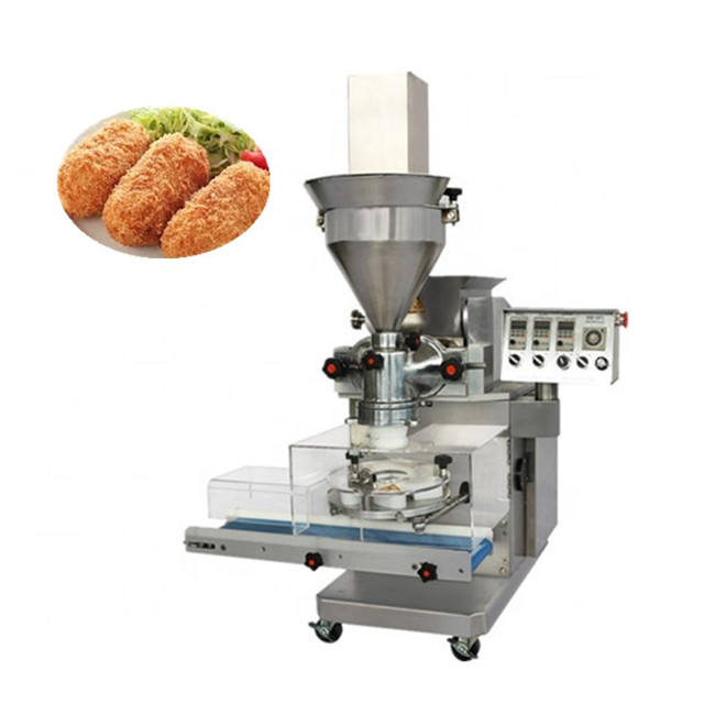 France Croquettes Potato Croquetas Making Machine Factory Suppliers