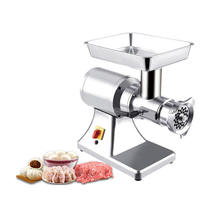New 32 Type Meat Grinder Commercial Powder Meat Machine Large Stainless Steel Food Processing Machinery