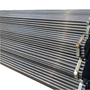 high quality carbon steel ERW pipes welded black steel pipe