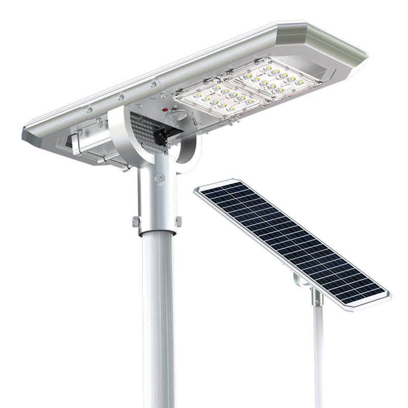 Most Popular Outdoor led street light 18w solar power street lamp post