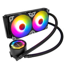liquid cpu coolers  240mm water cooling  AIO liquid cooler