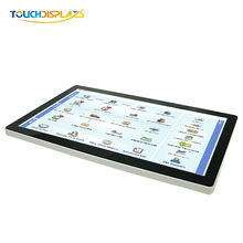 Factory 21.5 inch Touch Screen Monitor Full View for Advertising Monitor