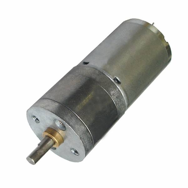 25GA370 25mm 6v 12v 24v dc gear motor 60 rpm 90 rpm 150 rpm 370 brush dc motor