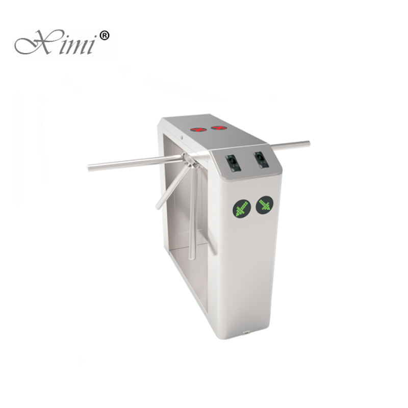 Fingerprint Door Access IP65 Waterproof Door Turnstile Tripod TCP/IP Fingerprint Tripod Turnstile Access Control Tripod Turnstile Support OEM