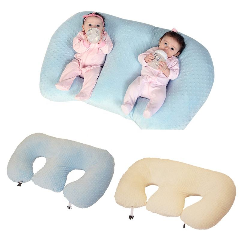 Twin Z pillow twin support and feeding bottle feeding pillow baby breastfeeding pillow