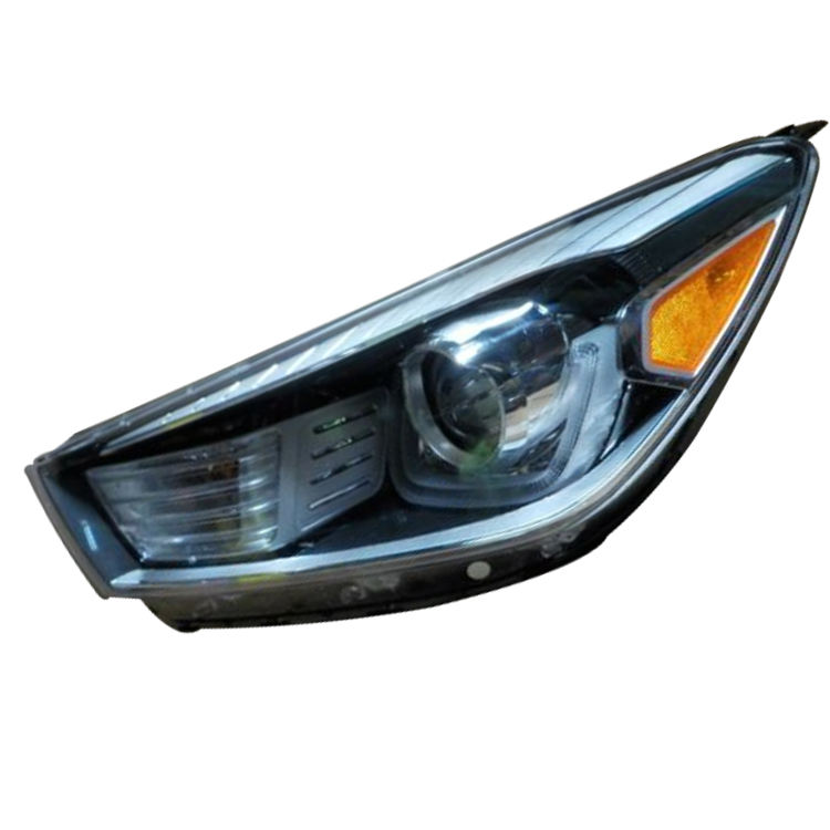 92101/2-H9000 Auto lighting system auto parts Head lamp with LED for KIA RIO K2 2018 headlights