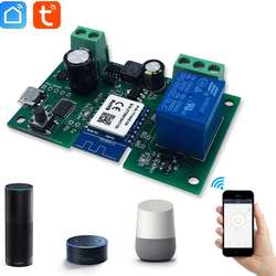 Tuya/Smart Life Smart Wifi Relay Module Momentary DIY Smart