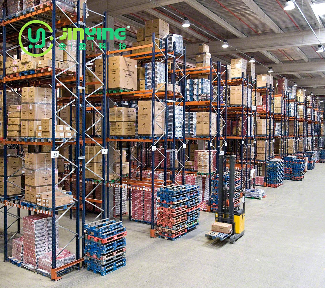 Made In China Warehouse Storage Selective Heavy duty Pallet Racking Beams