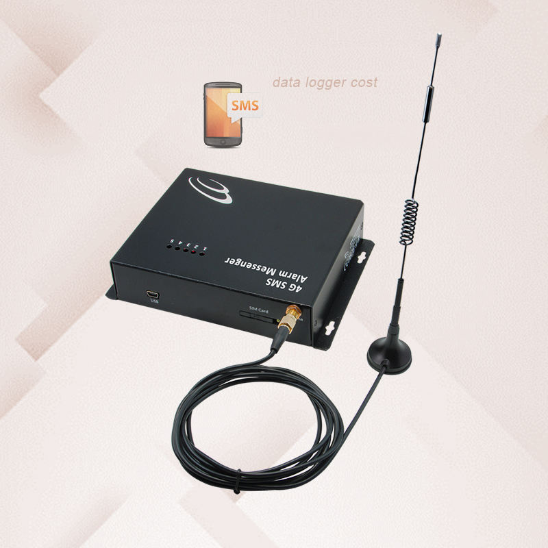 UMT4-HV-4G 4G mobile high temperature alarm data logger cost