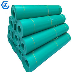 PVC soft board with good acid and alkali resistance ,used in Oxidation and sewage