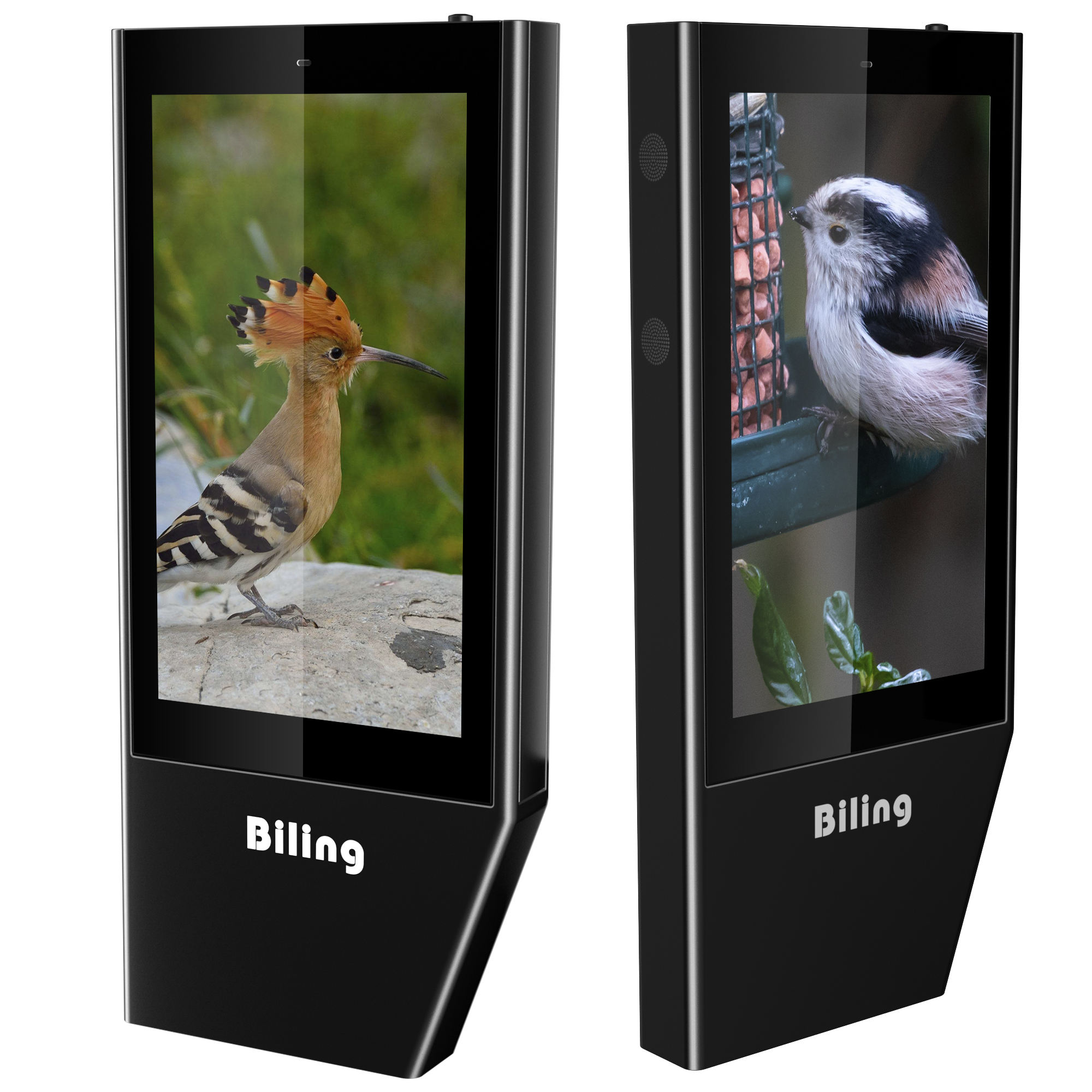 Marvelous 32 inch Kiosk Media Digital Player with Android OS LCD signage player