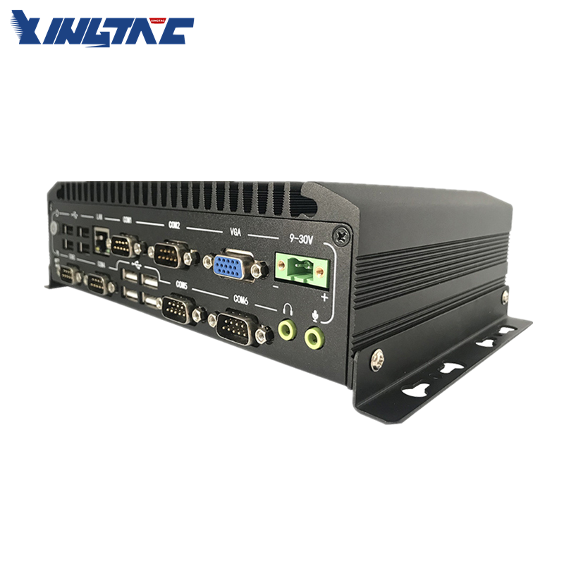 Xingtac MPC-2016 embedded computer X86 J1900 Quad Core 4GB RAM 128GB Lagerung PCIe industrielle mini box PC