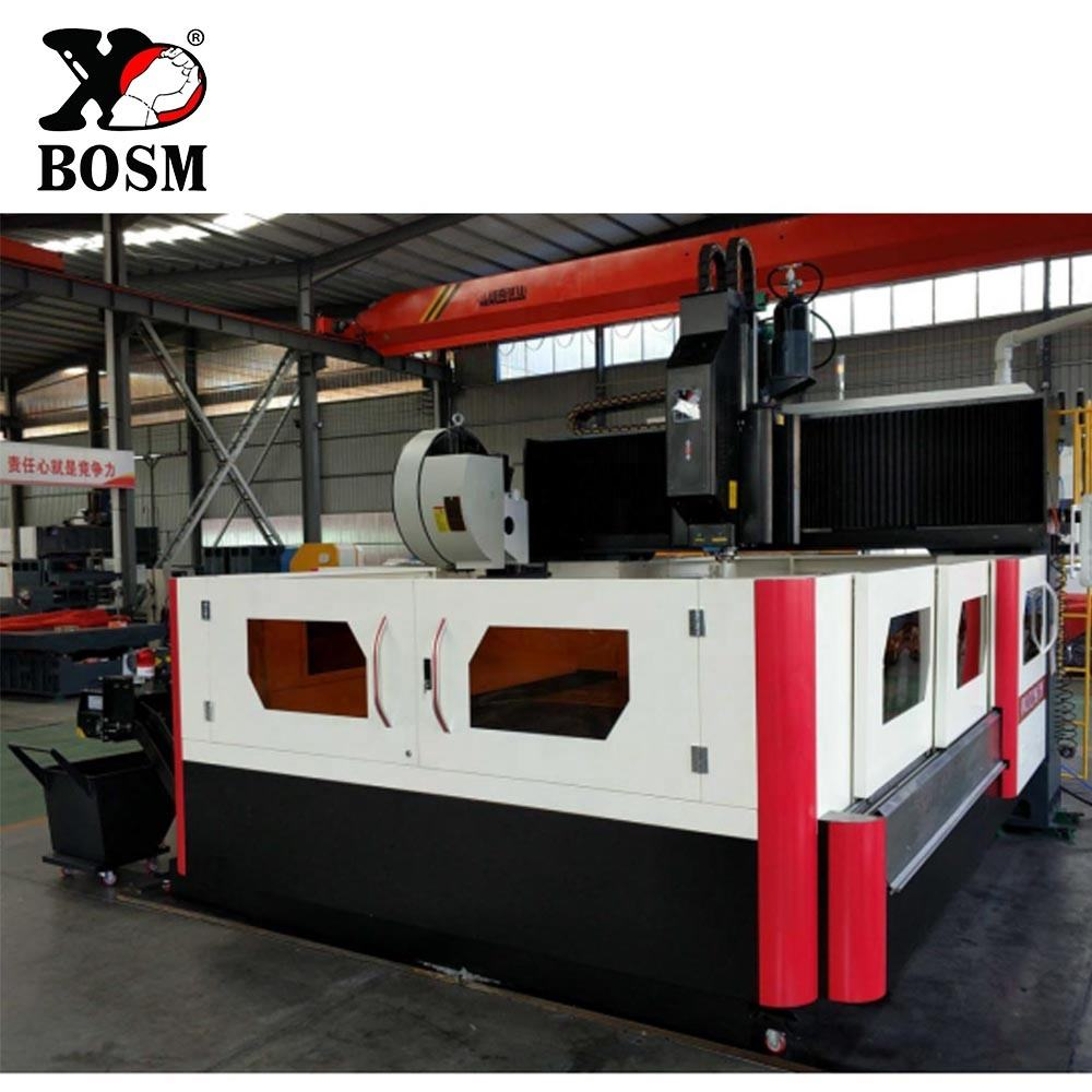 BOSM-DPH2010 CNC Moving Column Gantry Type Vertical Machining Center Gantry Double Column CNC Drilling Machine