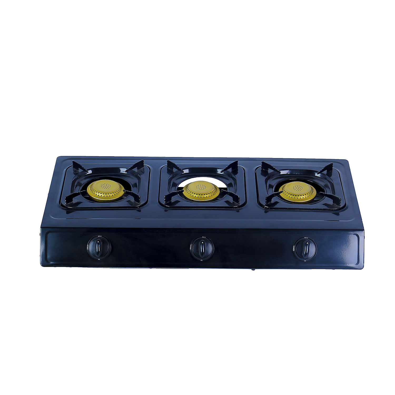 Golden 90mm Punch Burner Oil free Stainless Steel panel manufacturingB Gas Stove