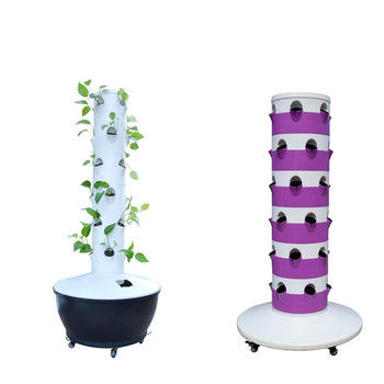 hydroponic growing systems tower garden aeroponics system hydroponic tower vertical