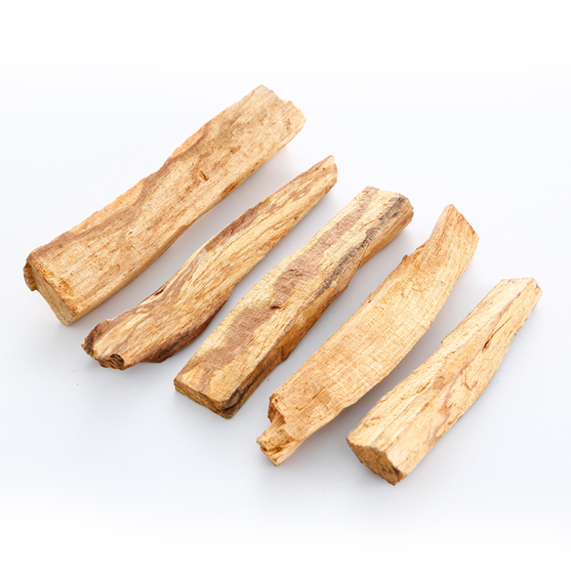 Organic Peru Palo Santo Holy Stick Best Nature Wood Aromatic Incense Purify Spiritual 7-10cm 5-9g Handmade Size Bulk