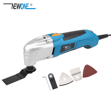 NEWONE 300W multi-master oscillating tool 6 variable speed multi purpose tool trimmer saw multi-function tool with accessories
