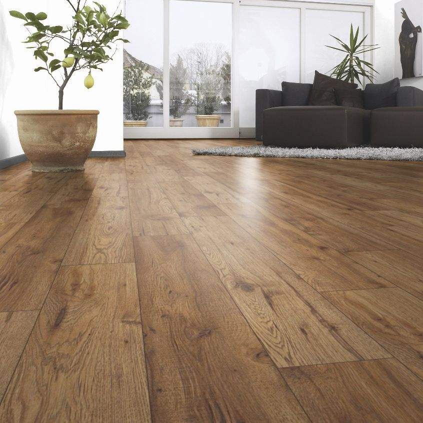 12mm click lock EIR surface waterproof wood laminate floors