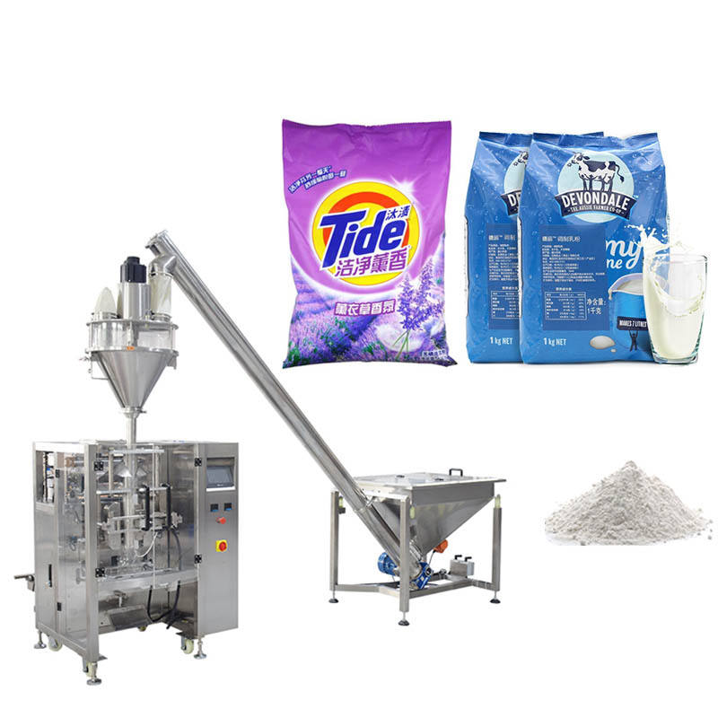 Automatic Vertical 1kg 2kg 5kg Washing Powder/ Detergent Powder Filling Packing Machine