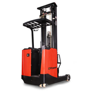 Narrow aisle operation electric reach truck safety and high quality