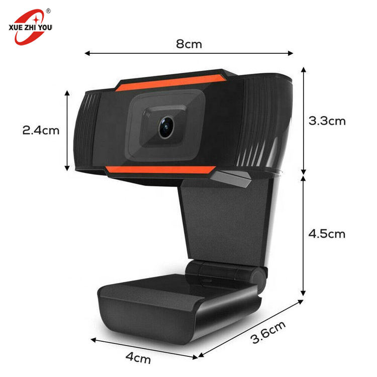 1080P Auto Focus Webcam Built-in Microphone Video Call Camera Computer WebCamera