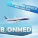China To Usa Cheap Air Freight From China To Usa Door To Door-------Skype:bonmedellen