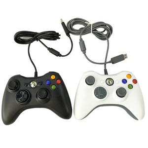 analog parts usb wired gamepad control PC controller for xbox 360 game controller