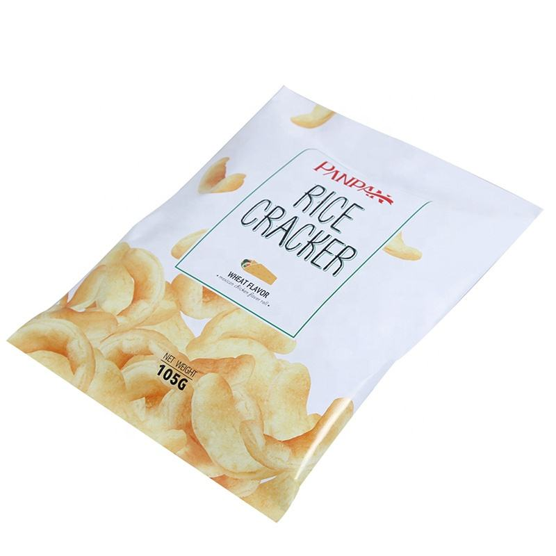Panpan puff snack Pop pop cracker Roasted corn snack