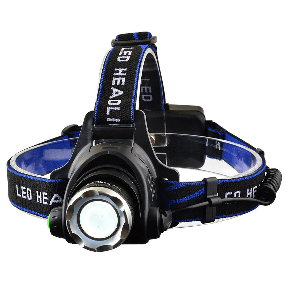 USB rechargeable 3modes led headlights , Outdoor waterproof headlamp