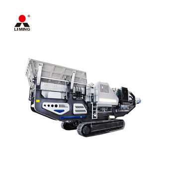 Best Choice Portable Basalt Crusher Plant Mobile Jaw Crusher Plant with Hopper Conveyor Vibrating Screen