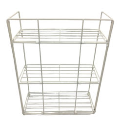 2020 High quality gifts for home 3 Layers Collapsible Grid Shelf