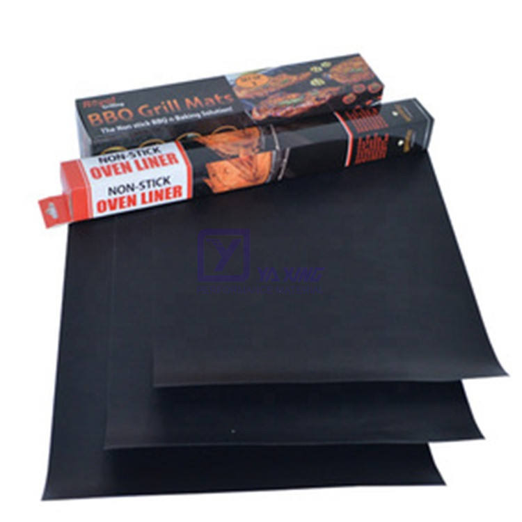 Wholesale Low Price Customized For Outdoor BBQ Heathy Grill Mat