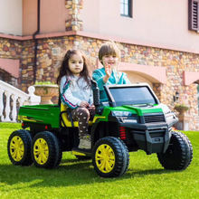 HOT! Power4/6 wheel kids riding on truck children electronic battery kids car electric 12v ride on car smart