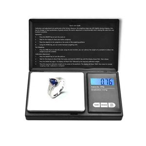 Yongkang Small LCD Display Gold Scale, Portable Jewelry Electronic Weight Scale